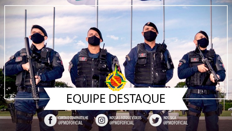 Equipe Destaque: GTOP 21