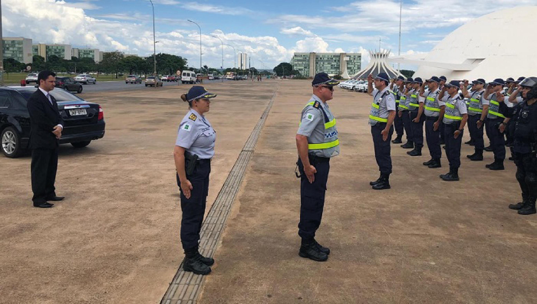 Mais 227 policiais militares nas ruas a partir de 24 de junho