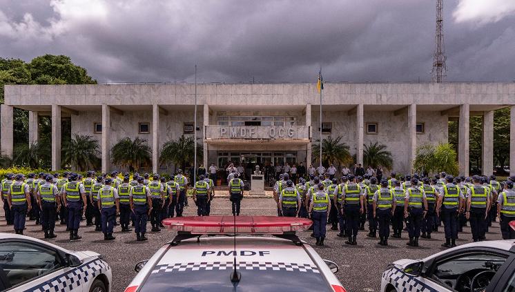 PMDF inicia intensificação de policiamento no DF com Operação de Natal - PIN 2018